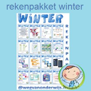 rekenpakket winter
